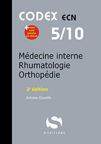 5- Médecine interne - Rhumatologie - Orthopédie (2e édition)