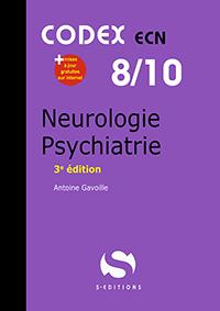 8- Neurologie - Psychiatrie (3e édition)