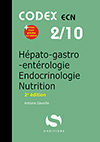 2- Hépato-gastro-entérologie - Endocrinologie/Nutrition (2e édition)