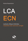 LCA - ECN : Lecture critique d'articles